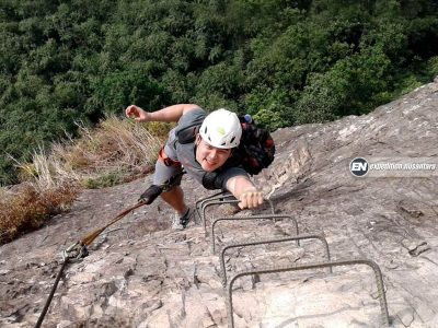 Open Trip Climbing, Via Ferrata