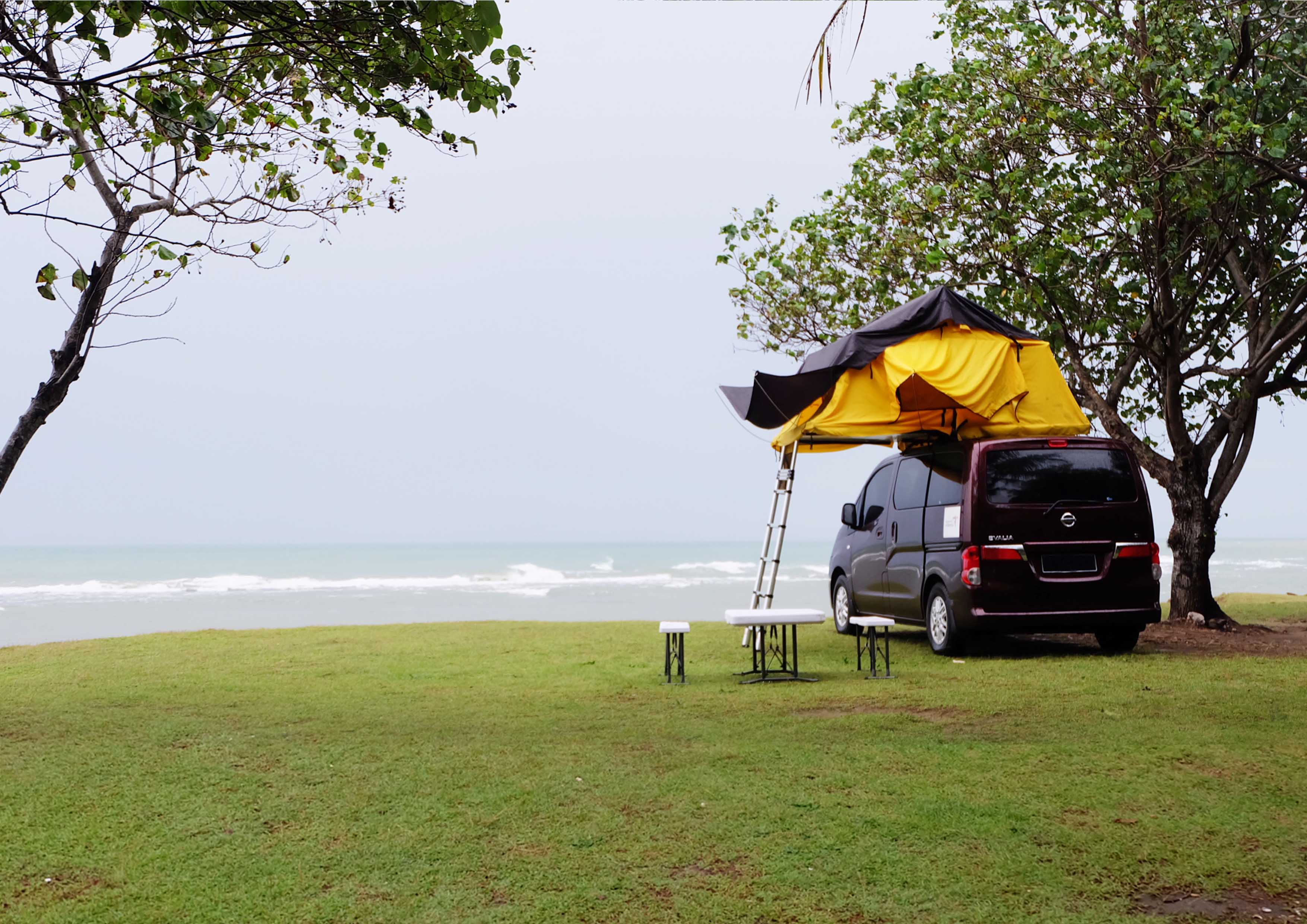 campervan indonesia